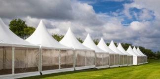 Otwierasz biznes sezonowy? Namiot handlowy to rozwiązanie dla Ciebie!
