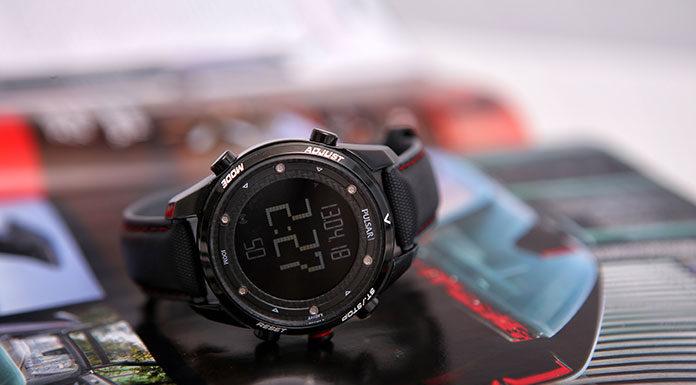 Pulsar Sport- zegarki dla prawdziwych mężczyzn!