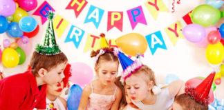 Organizacja urodzin dziecka w gronie najbliższych