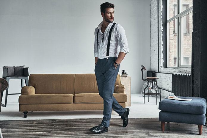 Szelki męskie - idealny upominek dla eleganckiego mężczyzny