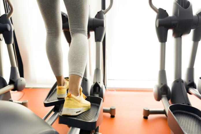 stepper - idealny sposób na zgrabne nogi