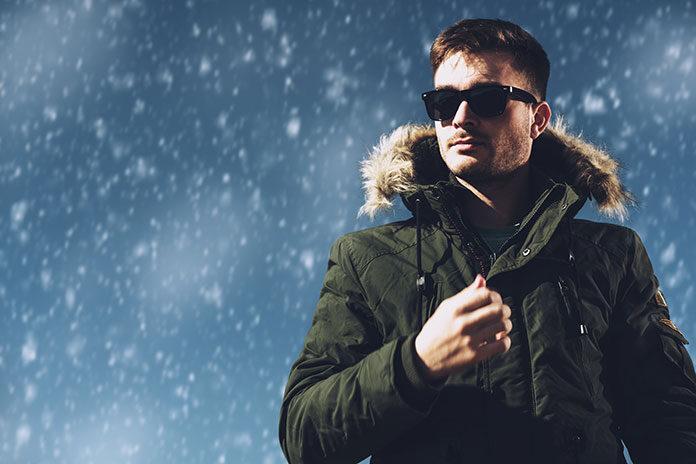 Kurtka typu parka - idealne nakrycie na zimę